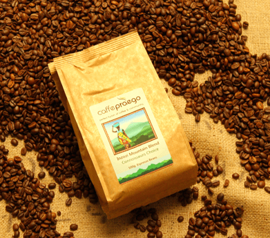 CONNOISSEURS BLEND INZOZI – COFFEE BEANS