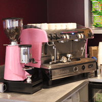 rent coffee equipment
