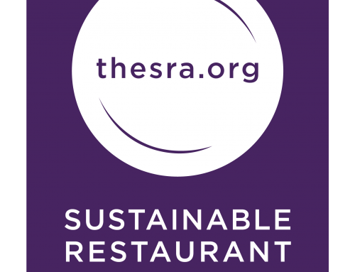 "Team Praego join the ""Sustainable Restaurant Association"""