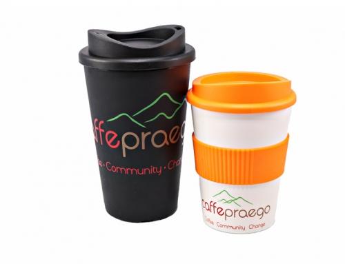 Dishwasher friendly coffee cups