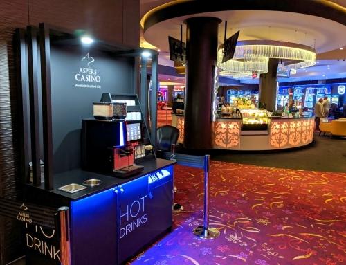 Aspers Casino coffee bars