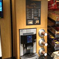 coffee equipment hire